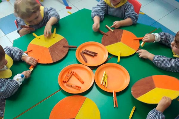 Escuelas infantiles bilingües Locos Bajitos en Alcorcón