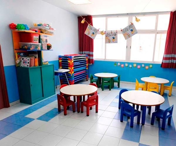 Escuelas infantiles públicas en Alcorcón