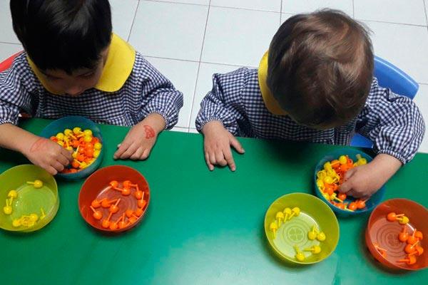Escuelas infantiles Locos Bajitos públicas en Alcorcón